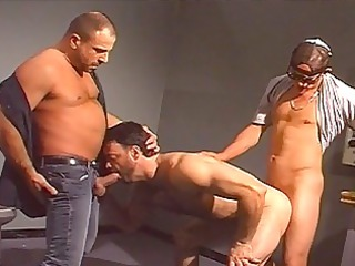 avid group sex in public throne room