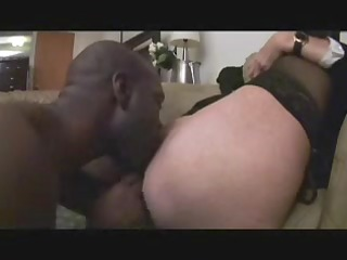 mature lady anneke tries the bbc dressed hawt for