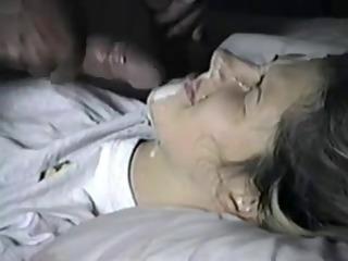 teenie acquires a facial