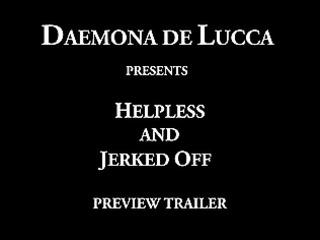 daemona - powerless and jerked - off