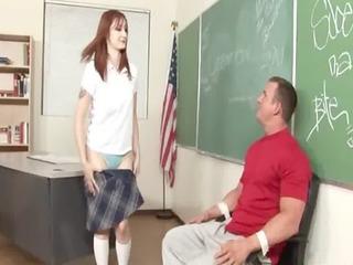 sinless student learns deepthroat