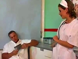 nurse threesome