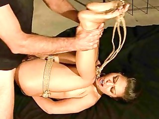 juvenile beauty getting punished and drilled