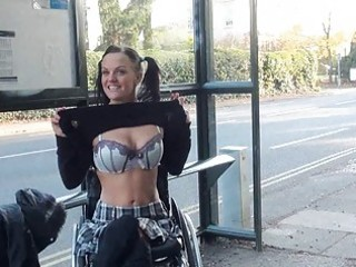 paraprincess public nudity of uk leah caprice