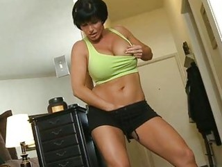 lusty cunt and oiled racks