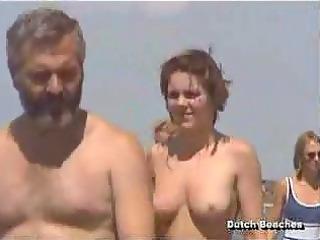 zandvoort dutch beach topless nudist love bubbles