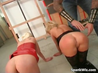 outstanding blond beauty go in doggy part7