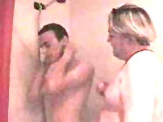 bulky homosexual bangs his juvenile partner below