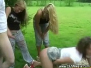 amateurs make lad jism outdoor