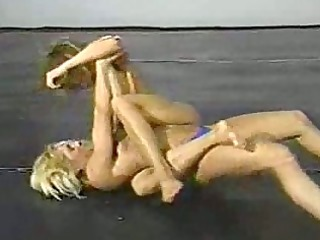 fitness models topless wrestling classic part 5