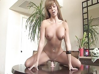 patricia wicked breasty blond honey fingering and