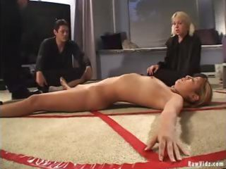pounded hard anal fuck for golden-haired