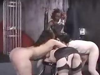 interracial lesbo drubbing