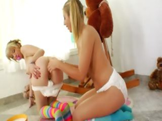 unequalled lezzie games with diapers