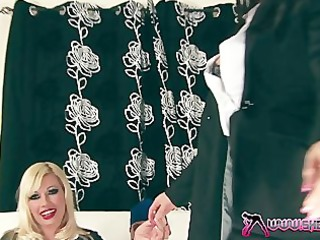 shebang.tv - michelle thorne, kane turner &